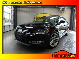 2012 Volkswagen Passat TDI SEL Premium in Airport Motor Mile ( Metro Knoxville ), TN 37777