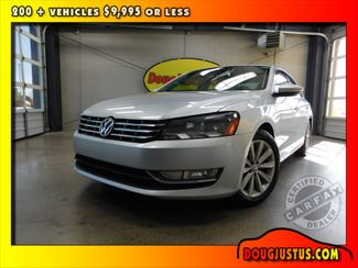 2012 Volkswagen Passat SEL Premium PZEV in Airport Motor Mile ( Metro Knoxville ), TN 37777