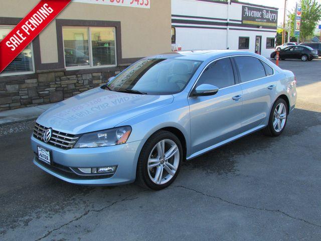 2012 Volkswagen Passat TDI SE w/Sunroof & Nav in American Fork, Utah 84003