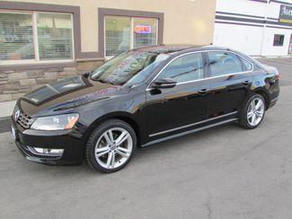 2012 Volkswagen Passat TDI SEL Premium in American Fork, Utah 84003