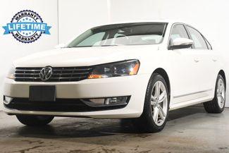 2012 Volkswagen Passat TDI SE w/Sunroof & Nav in Branford, CT 06405