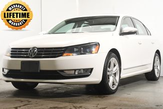 2012 Volkswagen Passat TDI SE w/Sunroof & Nav in Branford, CT 06405