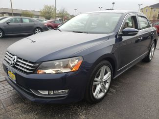 2012 Volkswagen Passat SEL Premium | Champaign, Illinois | The Auto Mall of Champaign in Champaign Illinois