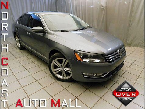 2012 Volkswagen Passat TDI SEL Premium in Cleveland, Ohio