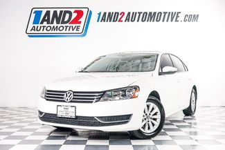 2012 Volkswagen Passat S w/Appearance in Dallas TX