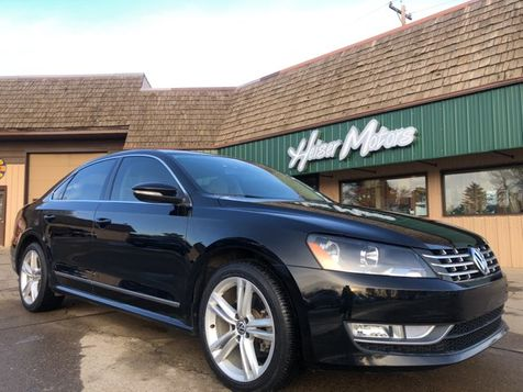 2012 Volkswagen Passat TDI SEL Premium in Dickinson, ND