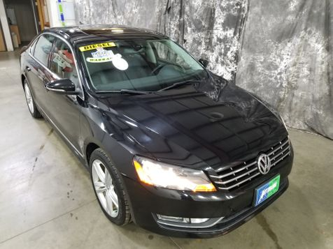 2012 Volkswagen Passat TDI SE Sunroof & Nav in Dickinson, ND