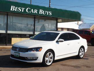 2012 Volkswagen Passat TDI SE w/Sunroof &38; Nav in Englewood, CO 80113