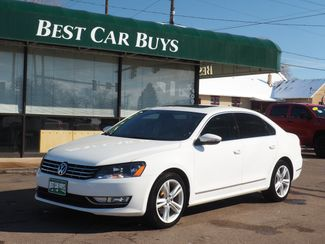 2012 Volkswagen Passat TDI SE w/Sunroof &38; Nav in Englewood, CO 80113