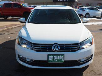 2012 Volkswagen Passat TDI SE w/Sunroof & Nav Englewood, CO 1