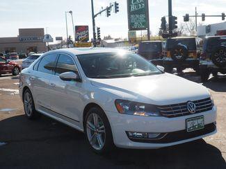 2012 Volkswagen Passat TDI SE w/Sunroof & Nav Englewood, CO 2