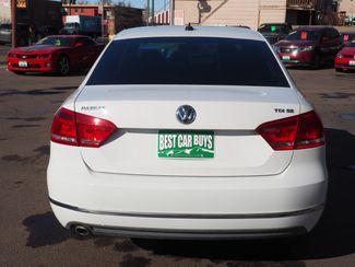 2012 Volkswagen Passat TDI SE w/Sunroof & Nav Englewood, CO 6