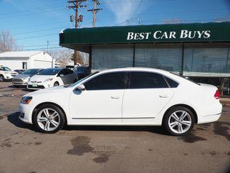 2012 Volkswagen Passat TDI SE w/Sunroof & Nav Englewood, CO 8