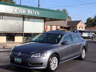 2012 Volkswagen Passat SEL in Englewood, CO 80113