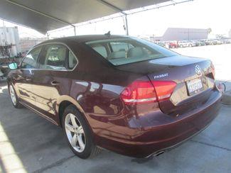 2012 Volkswagen Passat SE w/Sunroof & Nav PZEV Gardena, California 1