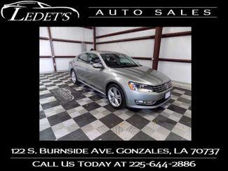 2012 Volkswagen Passat TDI SEL Premium - Ledet's Auto Sales Gonzales_state_zip in Gonzales