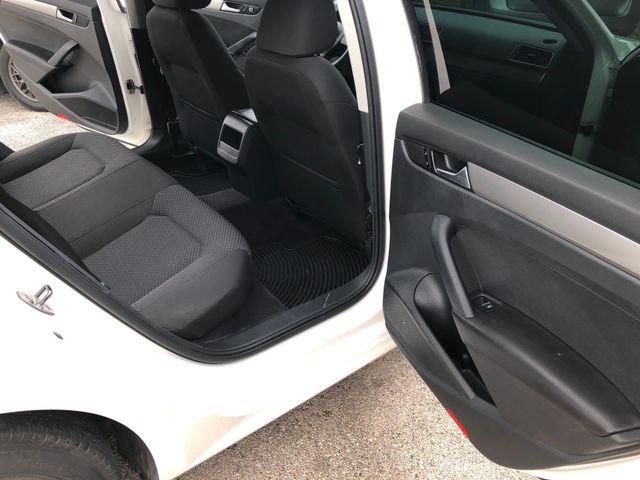 2012 Volkswagen Passat S w/Appearance HOUSTON, TX 10