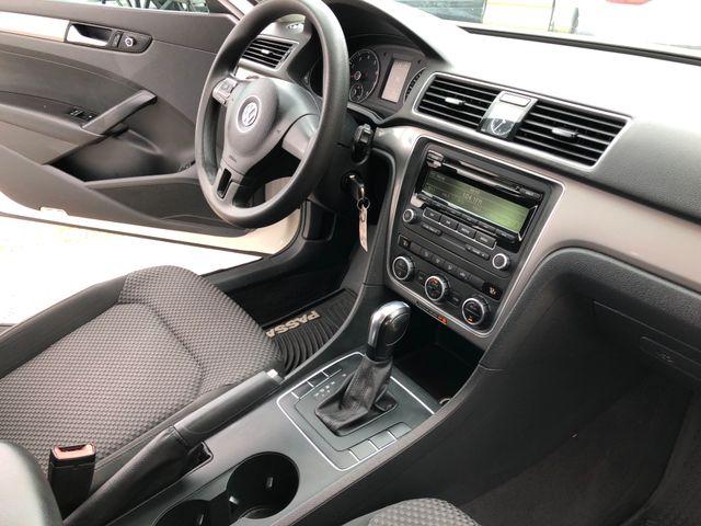 2012 Volkswagen Passat S w/Appearance HOUSTON, TX 11