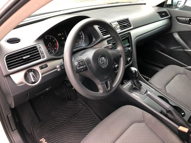 2012 Volkswagen Passat S w/Appearance Houston, TX 16