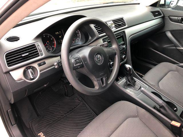 2012 Volkswagen Passat S w/Appearance HOUSTON, TX 16