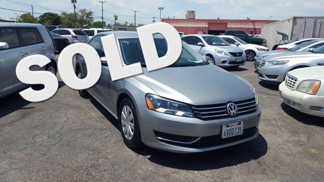 2012 Volkswagen Passat S AUTOWORLD (702) 452-8488 Las Vegas, Nevada
