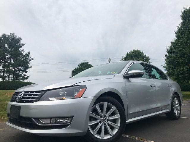 2012 Volkswagen Passat SEL Premium PZEV in Leesburg Virginia, 20175