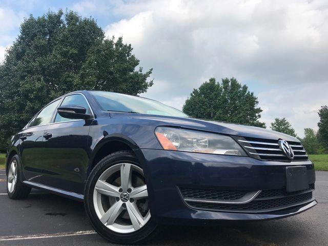 2012 Volkswagen Passat SE in Leesburg Virginia, 20175