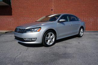 2012 Volkswagen Passat TDI SEL Premium in Loganville, Georgia 30052