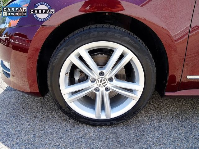 2012 Volkswagen Passat TDI SEL Premium Madison, NC 10