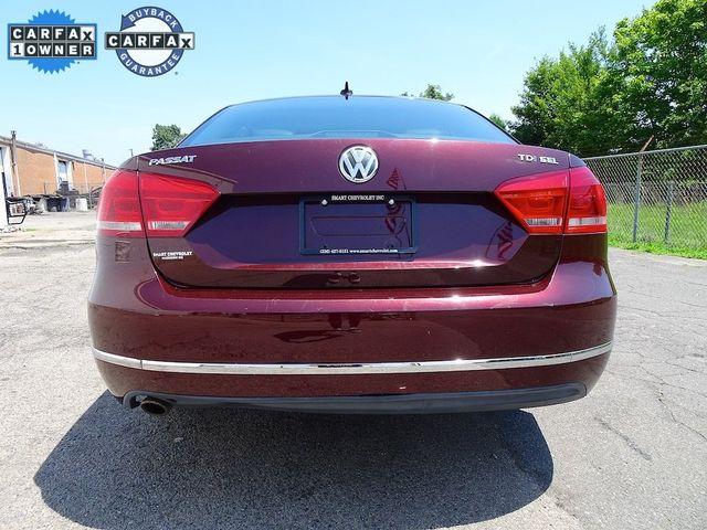 2012 Volkswagen Passat TDI SEL Premium Madison, NC 3