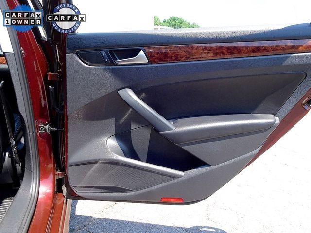 2012 Volkswagen Passat TDI SEL Premium Madison, NC 33