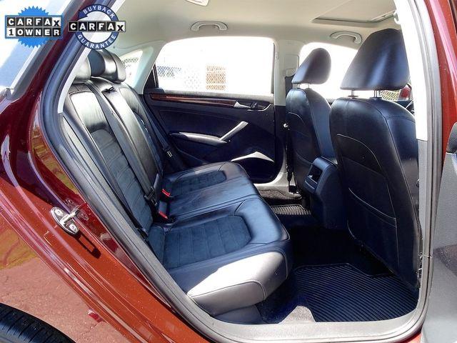 2012 Volkswagen Passat TDI SEL Premium Madison, NC 34