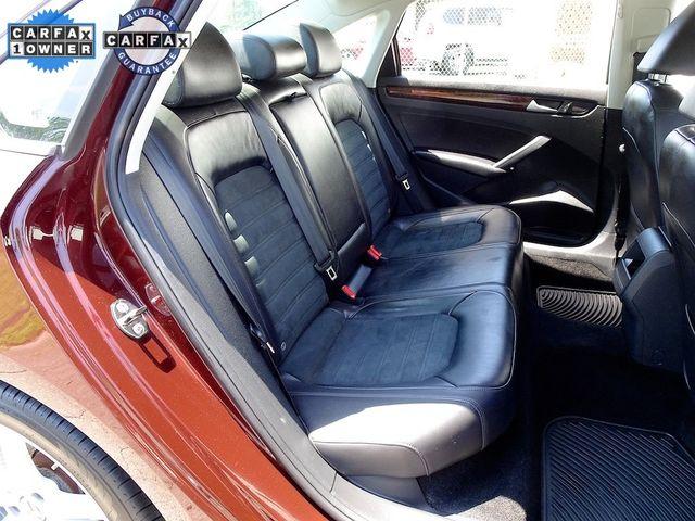 2012 Volkswagen Passat TDI SEL Premium Madison, NC 35