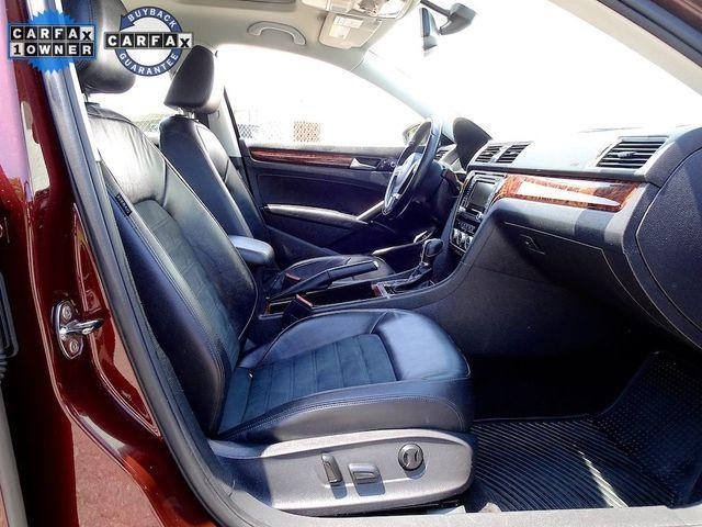 2012 Volkswagen Passat TDI SEL Premium Madison, NC 40