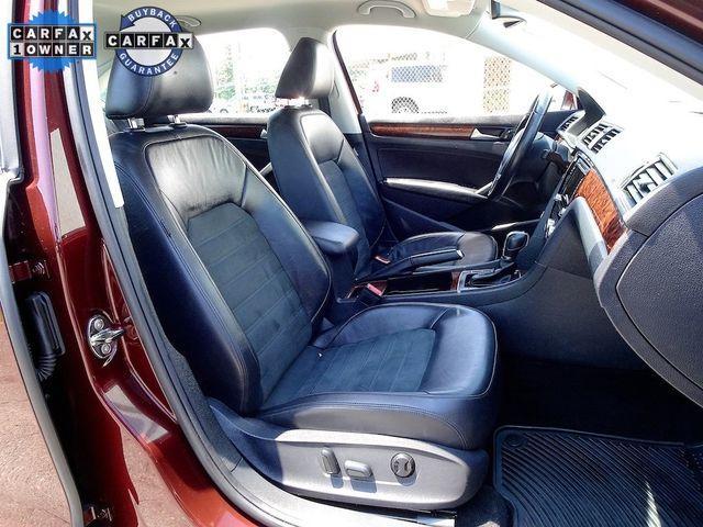 2012 Volkswagen Passat TDI SEL Premium Madison, NC 41