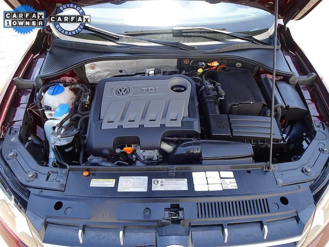 2012 Volkswagen Passat TDI SEL Premium Madison, NC 46