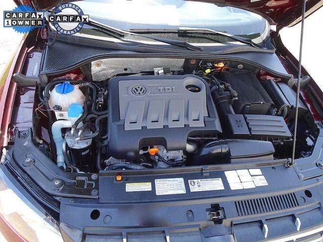 2012 Volkswagen Passat TDI SEL Premium Madison, NC 47