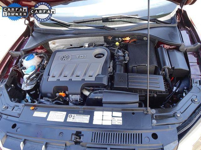 2012 Volkswagen Passat TDI SEL Premium Madison, NC 48