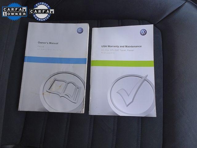 2012 Volkswagen Passat TDI SEL Premium Madison, NC 50