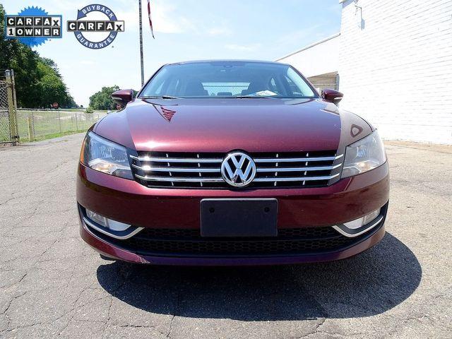 2012 Volkswagen Passat TDI SEL Premium Madison, NC 7