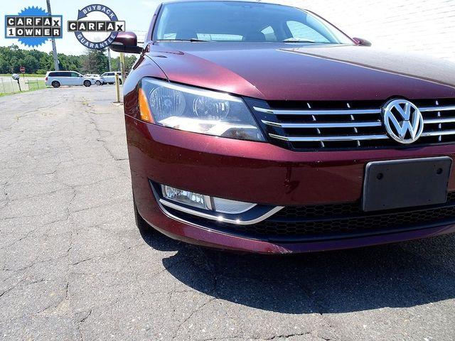 2012 Volkswagen Passat TDI SEL Premium Madison, NC 8