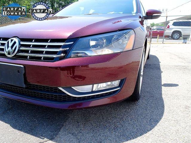 2012 Volkswagen Passat TDI SEL Premium Madison, NC 9