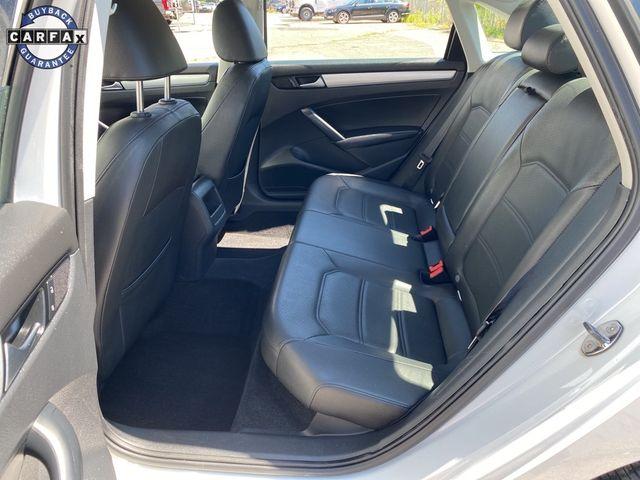 2012 Volkswagen Passat TDI SE w/Sunroof Madison, NC 17