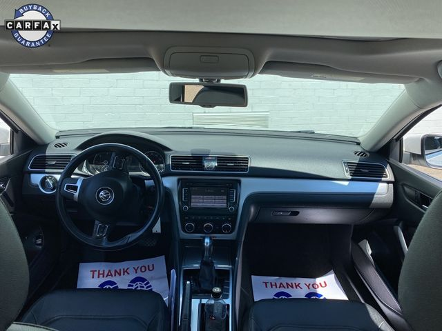 2012 Volkswagen Passat TDI SE w/Sunroof Madison, NC 19