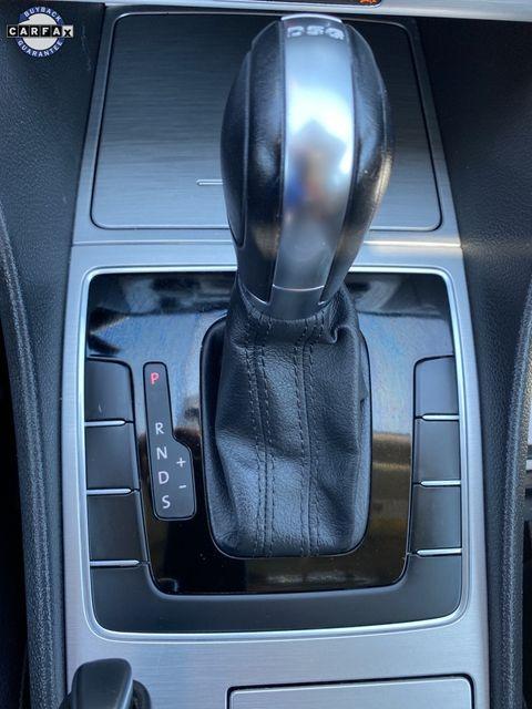 2012 Volkswagen Passat TDI SE w/Sunroof Madison, NC 29