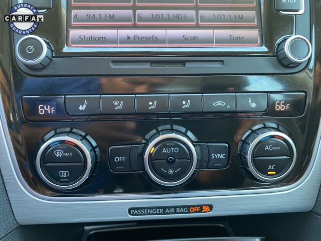2012 Volkswagen Passat TDI SE w/Sunroof Madison, NC 33