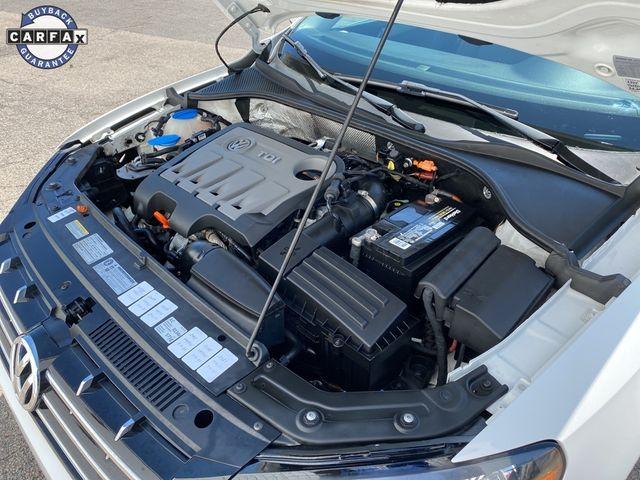 2012 Volkswagen Passat TDI SE w/Sunroof Madison, NC 37