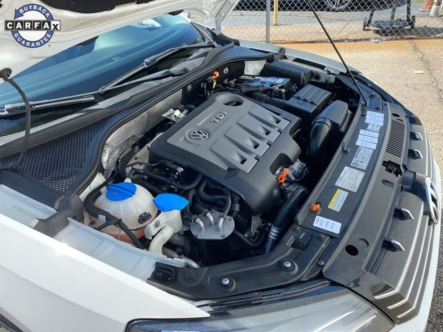 2012 Volkswagen Passat TDI SE w/Sunroof Madison, NC 38