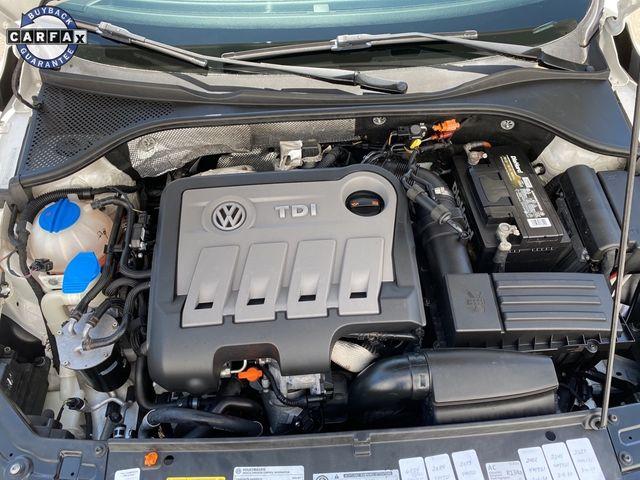 2012 Volkswagen Passat TDI SE w/Sunroof Madison, NC 39