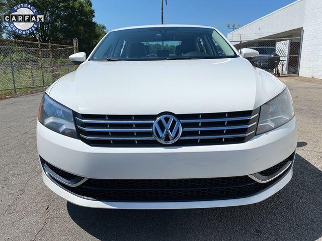 2012 Volkswagen Passat TDI SE w/Sunroof Madison, NC 6